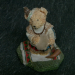 The Leonardo collection Tender Teddies Indian with drum